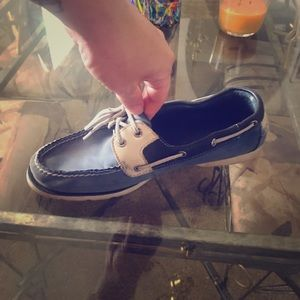 Sperrys shoes Light Blue/Navy blue